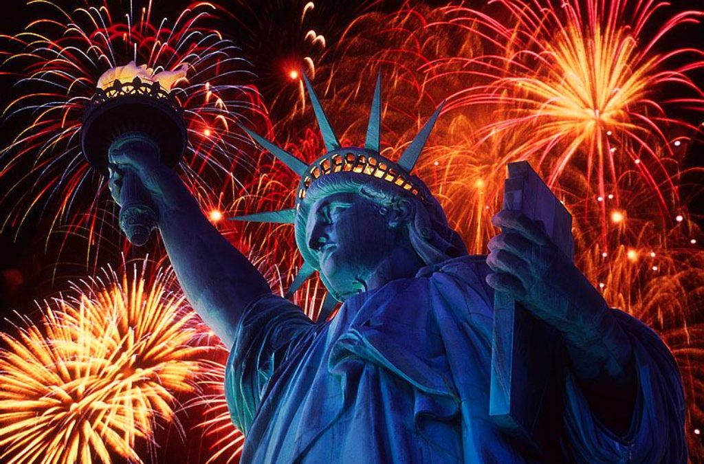 4th of July is Here in New York City
