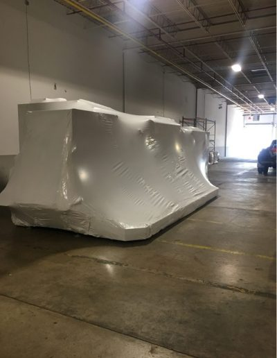 NYC Shrink Wrapping - Commercial and Industrial Shrink Wrapping in New York City