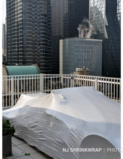 NYC Shrink Wrapping - Commercial and Residential Shrink Wrapping in New York City