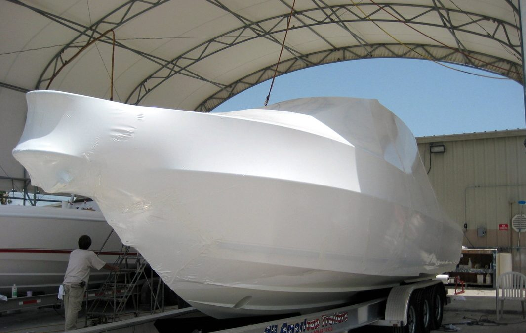 Boat Shrink Wrapping and Why It's Important