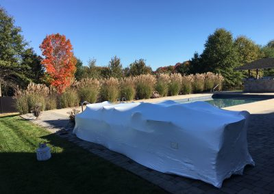 NJ Shrink Wrapping - Outdoor Patio Furniture Wrapping in NJ 7